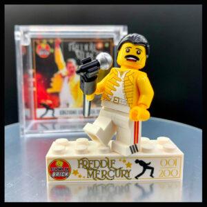 Freddie Mercury - Minifigure Lego