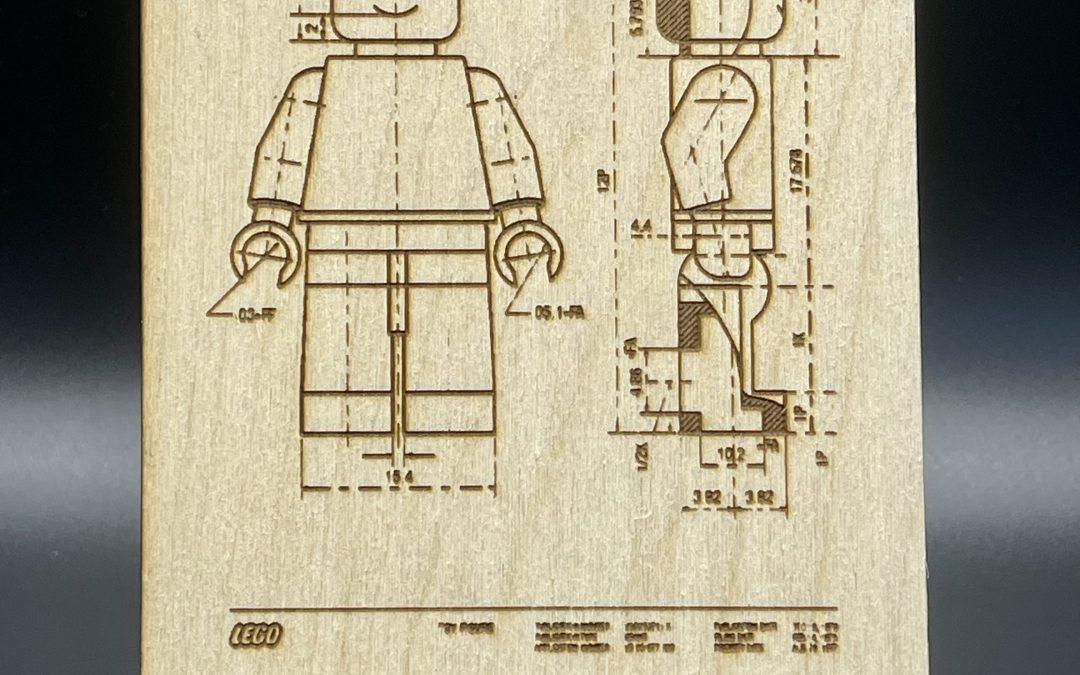Brevetto 01 – Incisione su legno