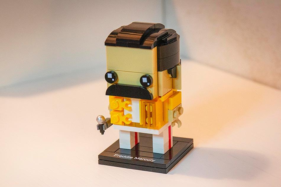 Pimp my BrickHeadz - UPGRADE 1 | Fuori di Brick